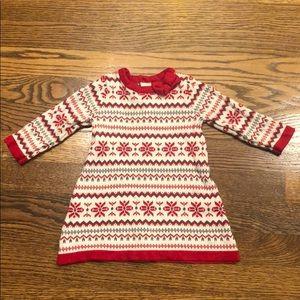 Gymboree Fair Isle Sweater Dress